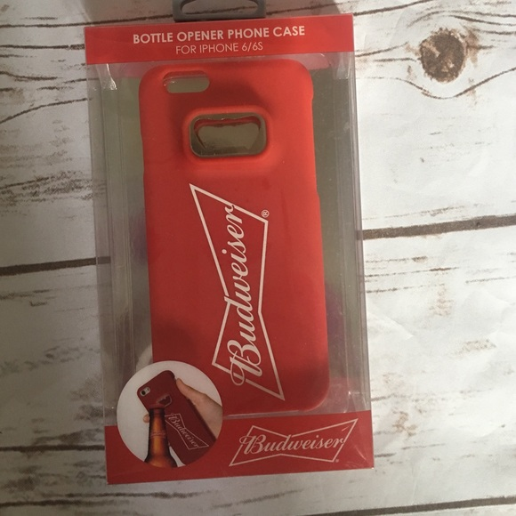 Budweiser Iphone 6 6s Bottle Opener Phone Case